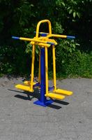 Тренажер для мышц бедра Двойной RM-05