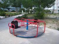 Карусель для людей с ограниченными физическими возможностями