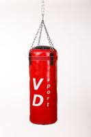 Боксёрская груша (боксёрский мешок), ПВХ - 80 см, Ø 36 см, вес 20 кг
