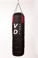 Боксёрская груша (боксёрский мешок), Кирза - 140 см,  Ø 32 см, вес 50 кг
