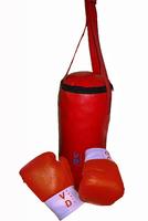 Детский боксёрский набор от 2 до 5 лет.
