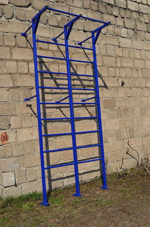 уличная шведская стенка для детей